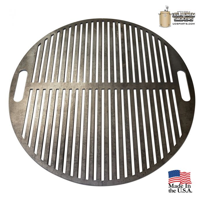LavaLock® 25.5 in. 85 gallon heavy duty UDS Beast™ drum grate (fits 85 gal only)