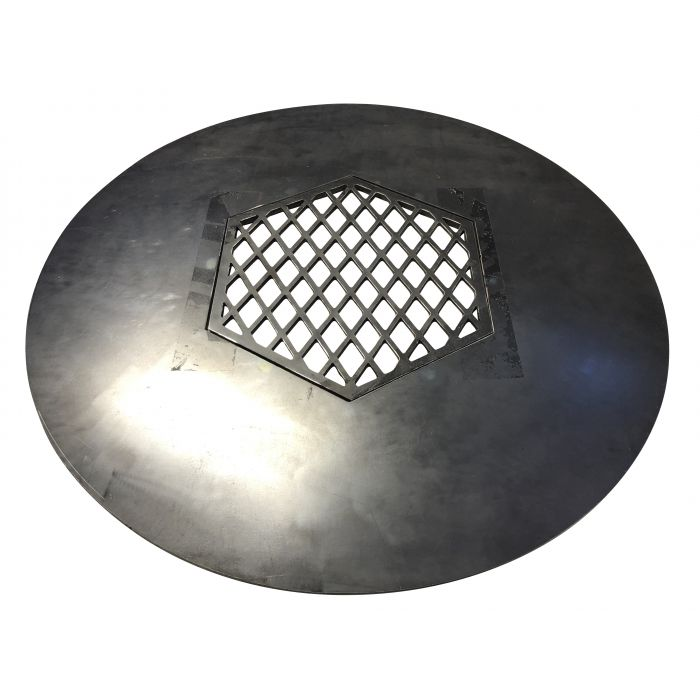 Flat Griddle Plate for 22