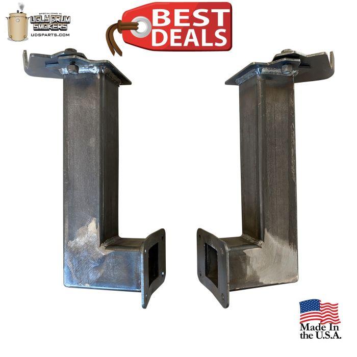 LavaLock® 212 Super Shorty UDS Air inlet upright set, FatMax™ 12
