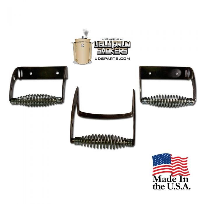 LavaLock® UDS Lid and Side Handle Kit - DrumTex™ Collection - 3 pack
