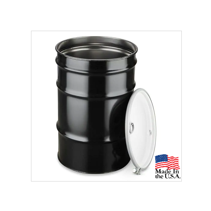 30 Gallon Unlined Drum for Ugly Drum Smoker UDS, new - BARE DRUM