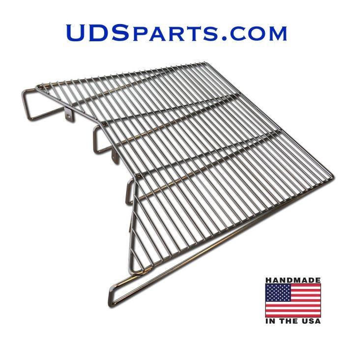 LavaLock® UDS Side Shelf for Ugly Drum Smoker - 18 x 18