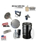 30 Gallon Drum DIY Kit Complete with Drum